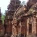 Banteay Srey 女神廟